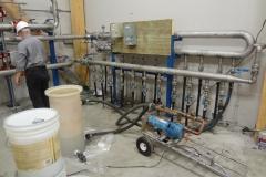 Six unités géothermiques