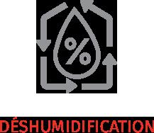 Déshumidification pour piscine et spa | dectron dry-o-tron